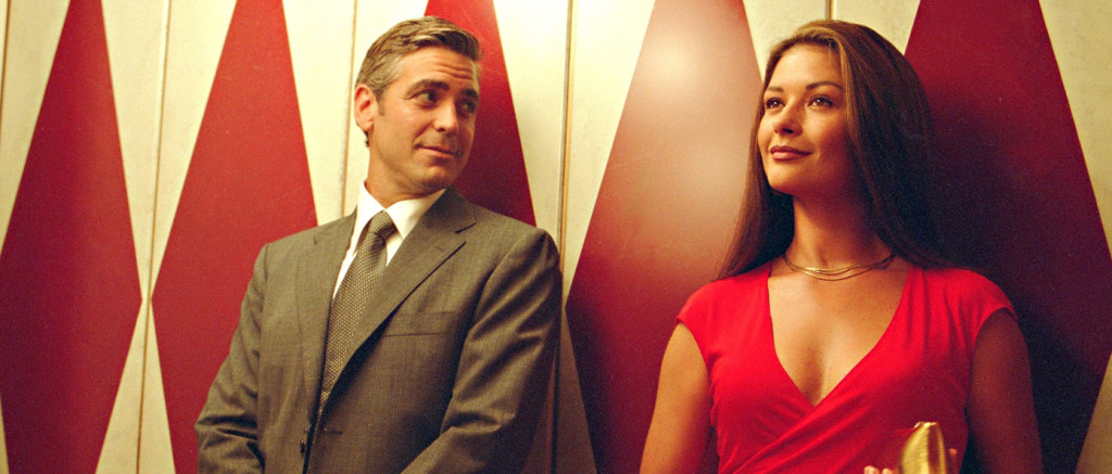 George Clooney & Catherine Zeta- Jones, Intolerable Cruelty (2003)